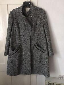 Beautiful Warm Coat Worn Once Plus Size 22
