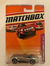 Matchbox '65 Shelby Cobra 427 S/C #5 Sports Cars