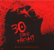Brian Reizell - 30 Days of Night  Original Motion Picture Soundtrack [CD]