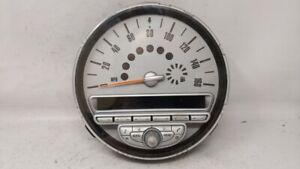 2007-2010 Mini Cooper Speedometer Instrument Cluster Gauges 81972
