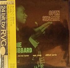 Freddie Hubbard: Open Sesame, Papersleeve-CD JAPON