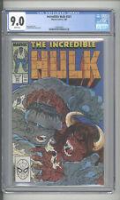 """HULK #341    CGC 9.0   """"TODD MCFARLANE COVER & ART"""""""