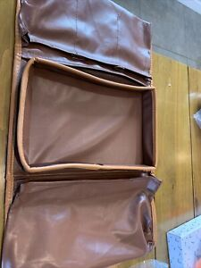 4 Pockets Sofa Chair Arm Rest Organiser Tray Armchair Caddy Storage Holder