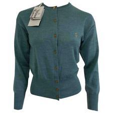 NWT VIVIENNE WESTWOOD - Classic Knit Cardigan, Size: M, MSRP £340