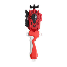 Beyblade Power Beylauncher Red Gyro String Launcher with Handle Grip Set Gift