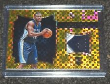2015-16 Panini Select Gold RC Rookie Jarell Martin Jersey Prime Patch 02/10 (60)