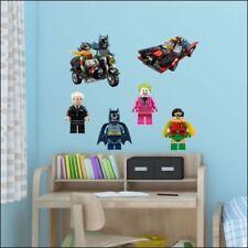 Batman Nursery Wall Decals & Stickers for Children