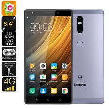 Lenovo Phab 2 Plus Android Smartphone - Dual-SIM, Octa-Core CPU, 3GB RAM, 4G