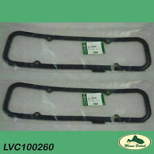 LAND ROVER VALVE COVER GASKET SET DISCOVERY RANGE P38 CLASSIC DEF LVC100260 OEM