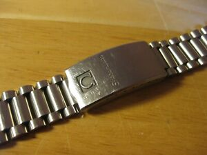 VERY RARE OMEGA SPEEDMASTER MOONWATCH 1450 1970'S 1980'S VINTAGE WATCH BRACELET
