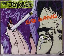 The JOYKILLER Go Bang ULTRA LIMITED CD Single T.S.O.L.  SEALED USA GUN CLUB