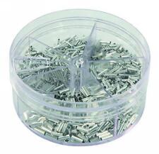 S480 Aderendhülsen Sortiment Set in Dose Box 1900 Stück 0,5 - 2,5mm² für Litze