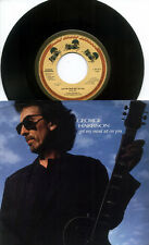 BEATLES 1987 Got My Mind Set On You 45 & PS PICTURE SLEEVE George Harrison