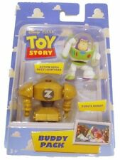 TOY STORY BUDDY PACK ACTION HERO BUZZ & ZURG'S ROBOT