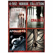 LET ME IN / THE CRAZIES / APOLLO 18 & PANDORUM