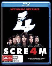 Scream 4 (Blu-ray, 2011)