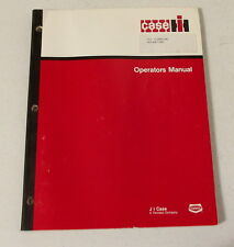Case 151 Operators Manual Combine Agriculture IH International Harvester Tractor