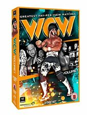 WWE: WCW's Greatest PPV Matches - Volume 1 3er [DVD] NEU Hogan Sting