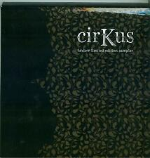 cirKus Laylow Limited edition sampler 45 rpm 7 inch clear vinyl record (s)