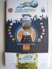 Panini Copa America Argentina 2011 Stickers 348 Complete Collection New