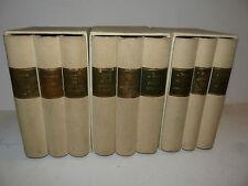 Collezione Anatole France: 9 opere in cofanetto esemplari numerati con ex libris