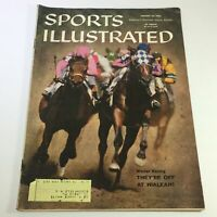 VTG Sports Illustrated Magazine January 26 1959 - Winter Horse Racing