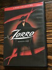 Zorro: Season 1 (4-DVD Set) - Duncan Regehr, James Victor, Juan Diego Botto, P..