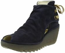 Wedge Suede Shoes FLY London for Women