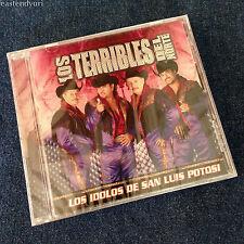 Los Terribles del Norte - Los Idolos de San Luis Potosi [NEW/NUEVO] Norteño Mex