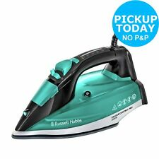 Russell Hobbs 22860 Colour Control Steam Iron - Green.