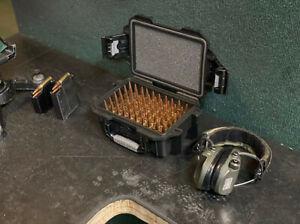 Ammo case FIRST SHOT