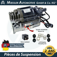 Audi A6 C7 4G Avant Compresseur suspension pneumatique +Kit MIESSLER AUTOMOTIVE