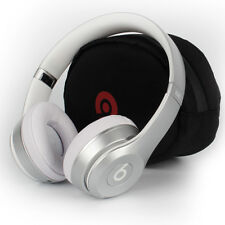 BEATS BY DR DRE SOLO HD 3.0 WIRELESS BLUETOOTH HEADPHONE SILVER