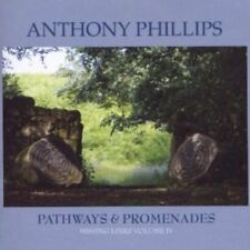 Phillips, Anthony-pathways & promenades missing sinistra vol. IV CD NUOVO OVP