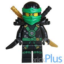 Lego Ninjago Lloyd Minifigue w/ Weapons split from 70738 njo167