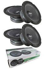 "4x 6"" Mid Range Loud Speakers Pro Audio 560W 8 Ohm Timpano TPT-M6-8"