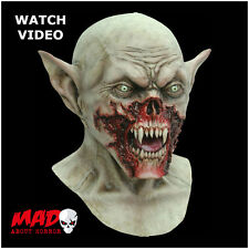 Deluxe KURTEN Vampire Latex Collectors Mask for HALLOWEEN Horror Costume SCARY!