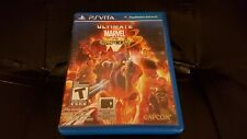 Ultimate Marvel VS Capcom 3 [PS Vita] [PlayStation Vita] [2012] [Complete!]
