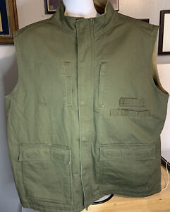 RedHead Utility Vest with Game Pouch, Pre-owned, EUC, Green Hunting, Hiking