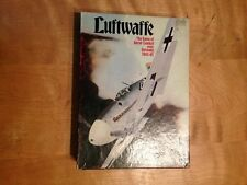 Avalon Hill Luftwaffe Game Aerial Combat Over Germany 1943-45 unpunched