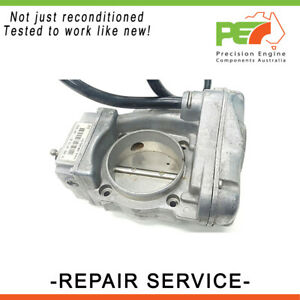 Electronic Throttle Actuator Repair Service For Mercedes Benz S320 W140 3.2L