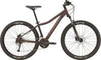 2017 Cannondale Foray 1 Mountain Bike Bike XS Retail $710
