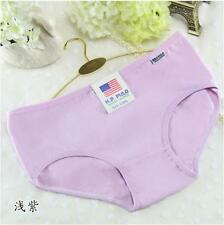 New Women's cotton underwear girl panties underwears Lingerie Nightwear Knicker