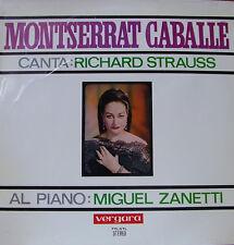 RICHARD STRAUSS-LIEDER LP VINILO 1964 SPAIN EXCELLENT COVER CONDITION-