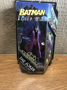 NEW DC UNIVERSE CLASSICS BATMAN LEGACY EDITION JOKER ACTION FIGURE MATTEL! NIP!!