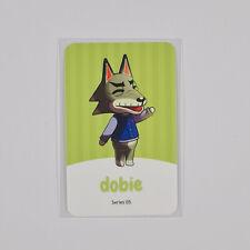 NFC Karte Animal Crossing Sigmund / Dobie  Switch Lite