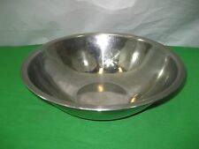 """Stainless Steel 12"""" Salad Mixing Serving Bowl"""