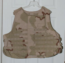 REPLACEMENT DCU BASE VEST CARRIER OUTERSHELL EXTRA LARGE XL AIRSOFT