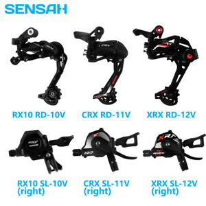 Sensah MTB Shifter Rear Derailleurs RX10 RX11 Pro XRX12 10/11/12 Speed Bike Part