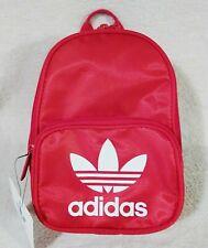 adidas Originals Scarlet Red Santiago Mini Backpack Bag CL5271
